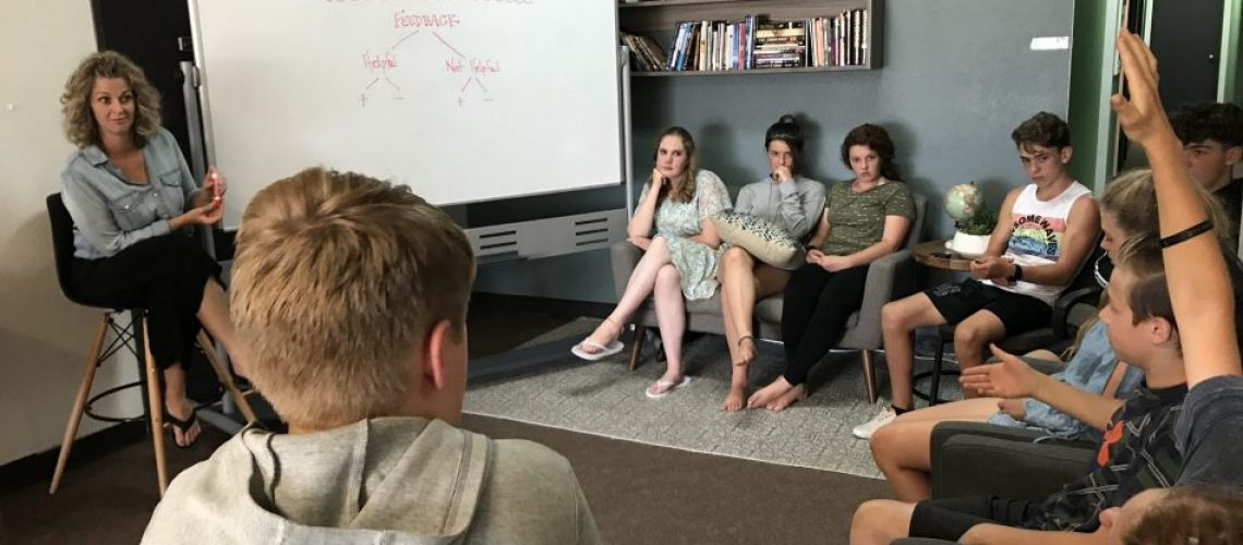 launch discussion